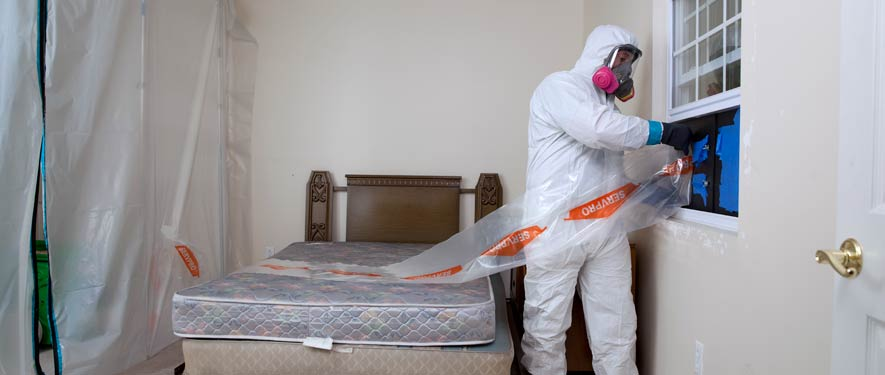 Pflugerville, TX biohazard cleaning